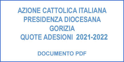Documento Quote Adesioni 2020-2021